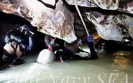 Giải cứu đội bóng Thái Lan: Lượng oxy trong hang Tham Luang hạ xuống mức nguy hiểm