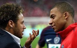 """""""Pele mới"""" Mbappe bị chỉ trích vì ăn vạ giống Neymar"""