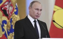 """Tổng thống Nga Putin """"tự hào"""" về đội nhà, gọi các cầu thủ là anh hùng"""
