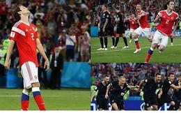 Nga 2-2 Croatia (Pen 3-4): Người hùng hóa tội đồ trong chớp mắt