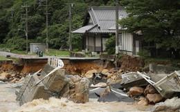 Mưa lũ, lở đất tại Nhật Bản: Ít nhất 44 người thiệt mạng