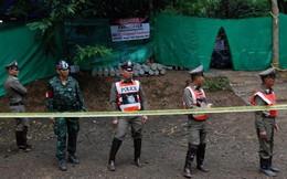 Ba cầu thủ nhí đầu tiên đã ra khỏi hang Tham Luang