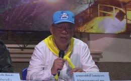 """Giải cứu đội bóng Thái Lan: Chỉ huy cứu hộ khẳng định 4 cầu thủ đầu tiên ra khỏi hang đều có sức khỏe """"hoàn hảo"""""""