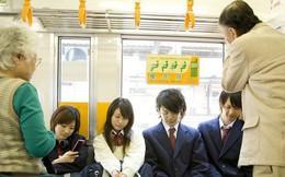 Nước Nhật rất lịch sự nhưng người trẻ ít khi nhường ghế cho người già và lí do đặc biệt phía sau