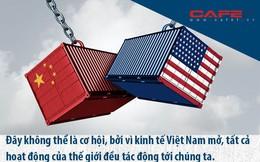 Những bình luận nổi bật của chuyên gia về tác động tới Việt Nam của chiến tranh thương mại Mỹ - Trung