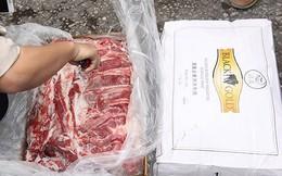 Cục Thú y từ chối kiểm dịch, Hải quan quyết bán 170 tấn thịt trâu nhập lậu