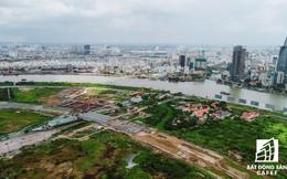 TP.HCM đề nghị công khai lựa chọn lại nhà thầu xây cầu Thủ Thiêm 4