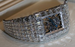 Chiếc đồng hồ trị giá 18 triệu USD của võ sĩ quyền anh hay nhất mọi thời đại - Floyd Mayweather: Quá mức xa xỉ và lộng lẫy