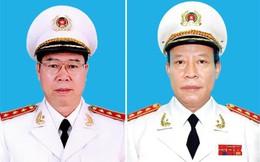 Bổ nhiệm hai Thủ trưởng Cơ quan điều tra Bộ Công an