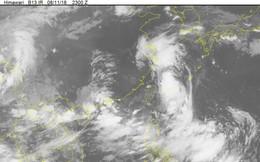 Áp thấp nhiệt đới gây mưa to ở Bắc Bộ và Bắc Trung Bộ