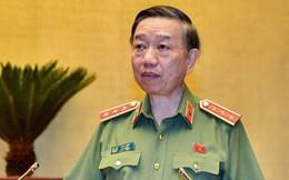 Bộ trưởng Bộ Công an Tô Lâm trả lời chất vấn trong 3 giờ