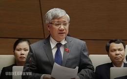 [TRỰC TIẾP]: Bộ trưởng, Chủ nhiệm Ủy ban Dân tộc trả lời chất vấn