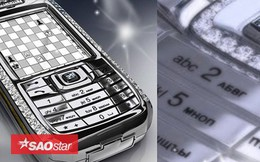 5 chiếc điện thoại đắt nhất mọi thời đại, vị trí số 1 sẽ khiến bạn không thể tin nổi