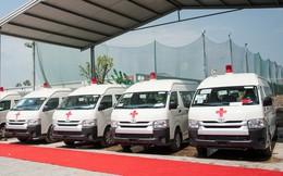 Bộ Tài chính đề nghị Bộ Y Tế không dùng vốn vay ADB để mua xe cứu thương