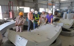 FECON bắt tay đối tác Nhật Bản thành lập liên doanh sản xuất vỏ hầm tàu điện ngầm