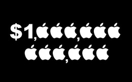 Nín thở chờ Apple chạm mốc công ty nghìn tỷ USD đầu tiên trên thế giới