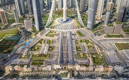Dubai tiếp tục phá kỉ lục về trung tâm mua sắm lớn nhất thế giới