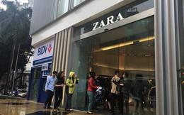Chỉ trong nửa năm, Zara thu về gần 1.000 tỷ đồng từ thị trường Việt Nam