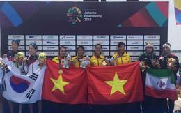 Việt Nam giành HC vàng đầu tiên tại ASIAD 2018