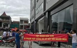 Nghệ An lệnh giải quyết vụ dân chung cư Bảo Sơn tố CĐT 'lật kèo'