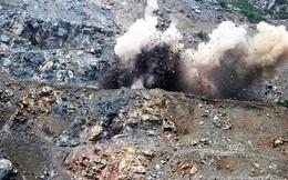 Cao Bằng: Nổ mìn tại công trường, 3 người chết tại chỗ