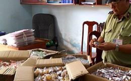 Ra Bắc mua lậu bánh trung thu Trung Quốc bán kiếm lời