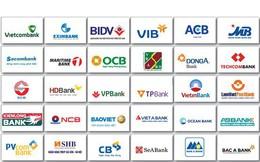 8 ngân hàng lọt top 40 thương hiệu công ty Việt Nam có giá trị nhất