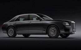 Hãng sản xuất ô tô cho Putin tung xe mới siêu sang như Rolls-Royce