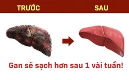 TS Mỹ tiết lộ 5 cách làm sạch gan: Số 5 rất đặc biệt nhưng người Việt lại dễ thực hiện