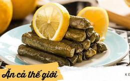 Không chỉ có Kebab, Thổ Nhĩ Kỳ cũng còn vô vàn món ăn độc đáo mà bạn nên thử