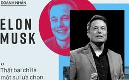 Làm việc 17 tiếng 1 ngày, Elon Musk khuyên gì những người trẻ để theo đuổi ước mơ đến cùng?