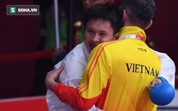 Đổ máu vào Chung kết, võ sĩ Việt vẫn lỡ HCV đáng tiếc