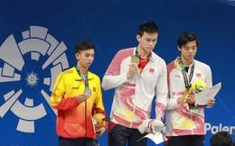 """""""Chú rái cá"""" sông Gianh Nguyễn Huy Hoàng và hành trình đến huy chương lịch sử môn bơi ASIAD"""
