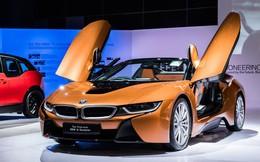 Chiêm ngưỡng siêu phẩm BMW i8 mui trần lần đầu tới Đông Nam Á