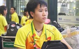Khung cảnh đìu hiu trong ngày đội tuyển nữ Việt Nam về nước