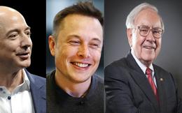 Elon Musk cần học hỏi nghệ thuật lãnh đạo này từ Jeff Bezos và Warren Buffett để quản lý hiệu quả mà không cần phải làm việc tới 120 giờ/tuần