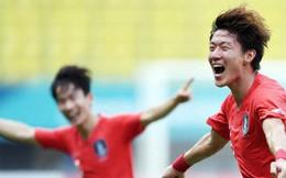 Olympic Hàn Quốc tiến vào bán kết ASIAD 2018 sau chiến thắng nghẹt thở trước Uzbekistan