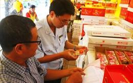 TPHCM: Kiểm tra đột xuất các cơ sở kinh doanh bánh trung thu tại các tuyến đường