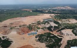 Yêu cầu dừng khai thác tất cả các mỏ titan ở Bình Thuận