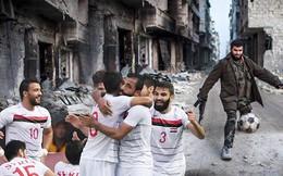 Chuyện những chiếc áo đấu không tên của tuyển Syria: Giấc mơ bóng đá từ nơi còn chẳng hề có sân vận động