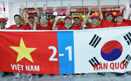 [CẬP NHẬT] Cổ động viên đổ sang Indonesia, dự đoán U23 Việt Nam 2-1 U23 Hàn Quốc