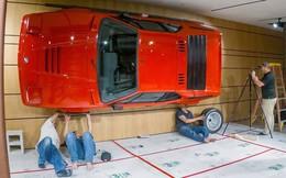 Dân chơi biến BMW M1 bạc tỉ thành đồ trang trí nội thất vừa sang vừa độc