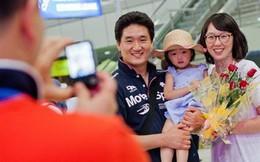 Khách Hàn Quốc ồ ạt sang thăm Việt Nam