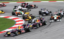 Giải đua xe công thức 1 có thể có mặt ở Hà Nội