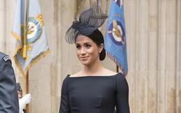 Mới làm dâu Hoàng gia chưa đầy 3 tháng, Meghan Markle đã cùng Nữ hoàng lọt top 30 nhân vật mặc đẹp nhất nước Anh