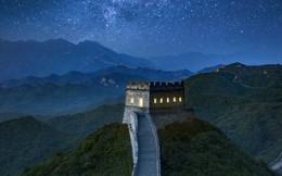 Chùm ảnh: Khách sạn đẹp ảo mộng trên tháp canh của Vạn Lý Trường Thành
