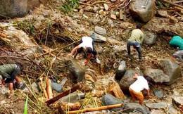 Lai Châu: Sạt lở kinh hoàng, 11 người chết và mất tích