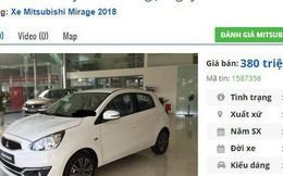 Loạt ô tô Mitsubishi nhập thuế 0% giảm giá mạnh tại Việt Nam, rẻ nhất 380 triệu đồng/chiếc