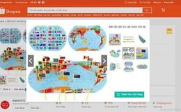 """Xoá bỏ website, thu giữ 30 thùng đồ chơi trẻ em xếp hình bản đồ """"lưỡi bò"""""""