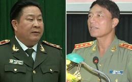 Ông Bùi Văn Thành bị cách chức Thứ trưởng Bộ Công an